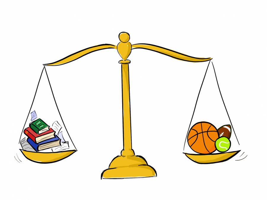Coaches must balance athletics and schoolwork