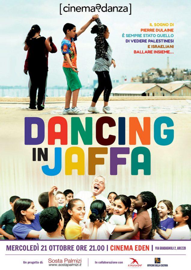 "RM's new International Film Club shows ""Dancing in Jaffa"""