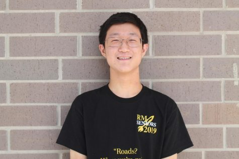 Photo of Justin Zhang