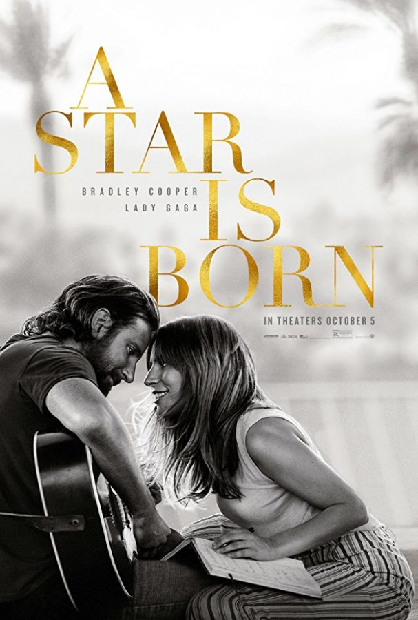 "Lady Gaga and Bradley Cooper are off the deep end in ""A Star Is Born"""