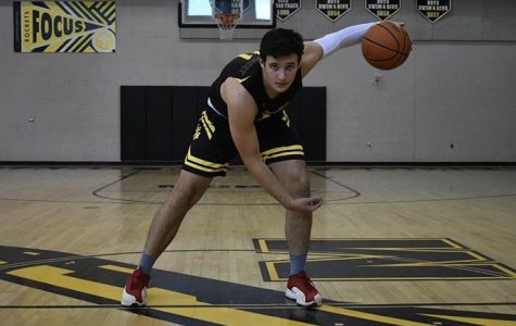 Boys basketball powers forward into winter season