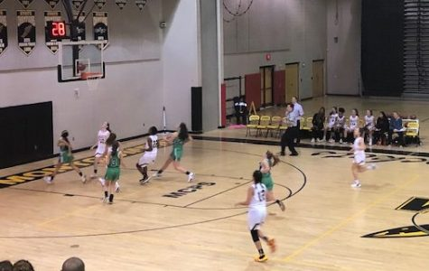 Girls basketball takes 27-48 loss against Walter Johnson in home opener