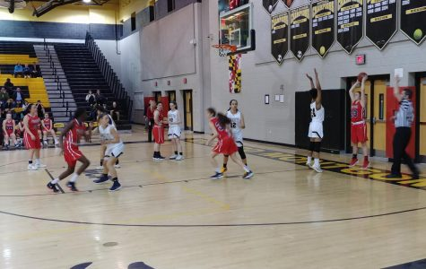Girls basketball continues their winning streak with Wootton game