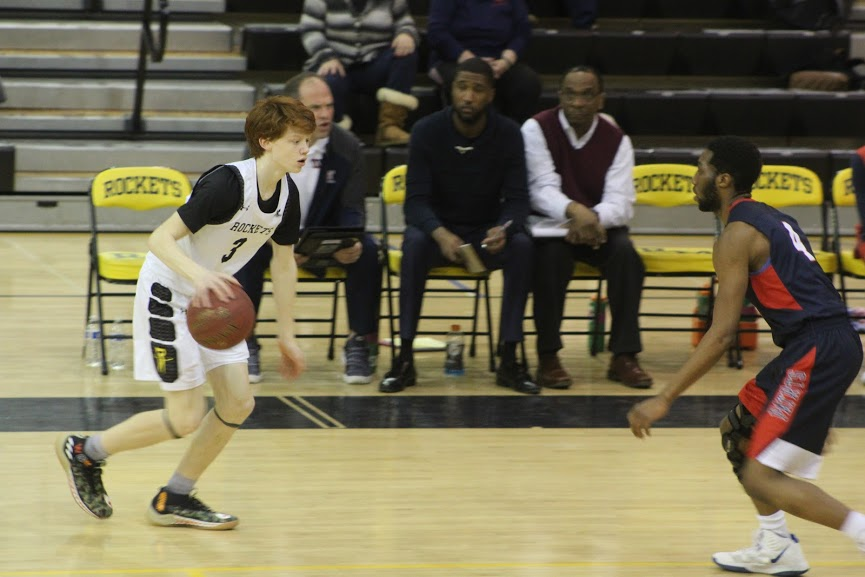 Photo Gallery: RM Boys Basketball vs. Wootton