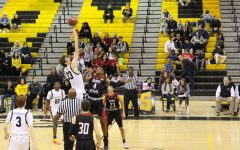 Boys basketball scores a win over Quince Orchard
