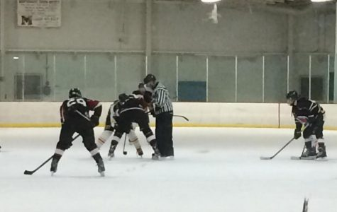 Ice hockey dominates the rink against Quince Orchard