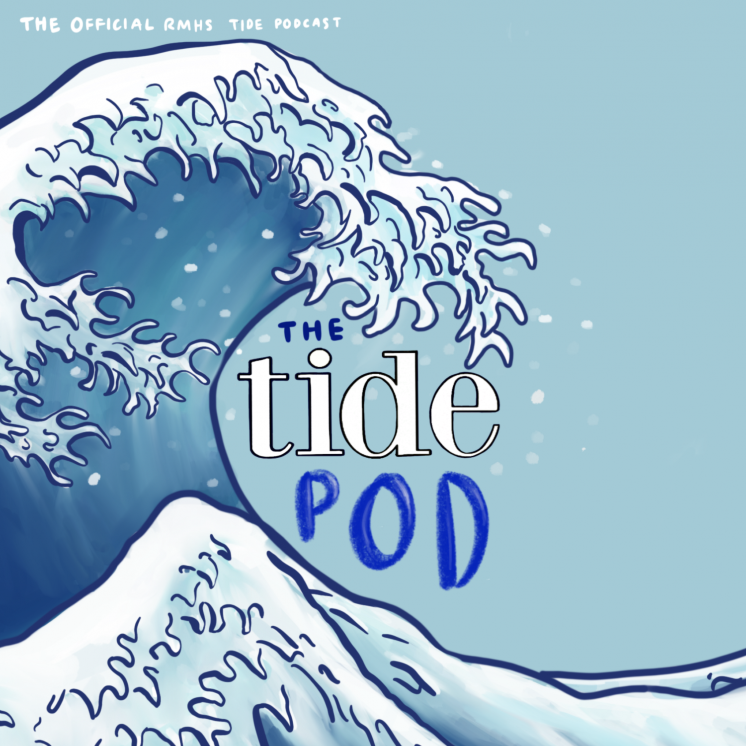 The TidePod, which was started in early 2019, is currently in its second season. Graphic designed by Valerie Wang.