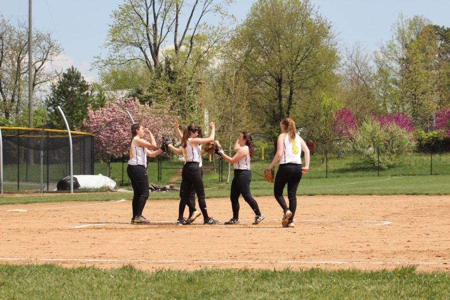 Girls softball swings into new season