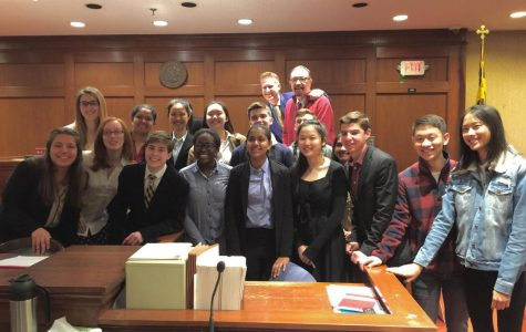 RM mock trial team wins county and circuit championships