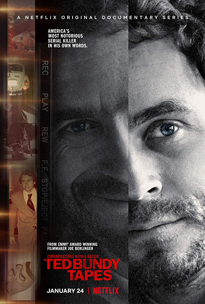 Netflix releases a Ted Bundy docuseries. Photo courtesy of IMDb.