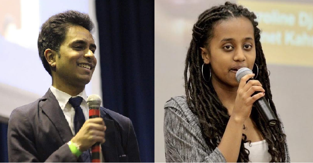 RM juniors Pranav Tadikonda and Emnet Kahsay are elected as MCR President and Vice President, respectively.