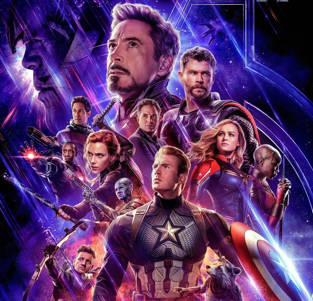"""Avengers: Endgame"" is the first movie in history to pass $1 billion in box-office earnings during opening weekend."