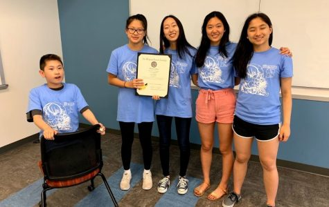 InteGIRLS hosts its first annual math competition