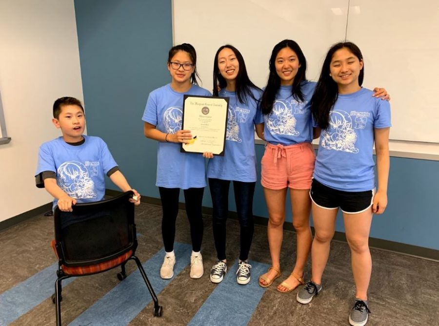 InteGIRLS hosts its first annual math competition – The Tide