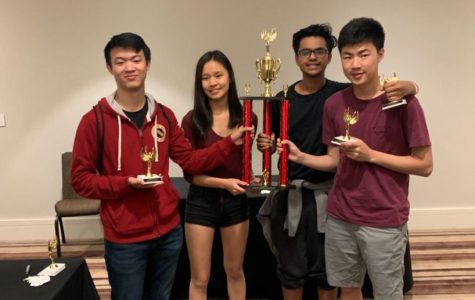 RM's quiz bowl team places in the top ten at national championship