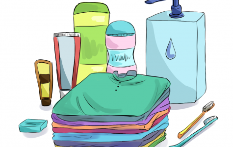 On half days, the ESOL departments hosts the Caring Closet in room 267, which allows students to take clothing, toiletries and other essential items they need for free.