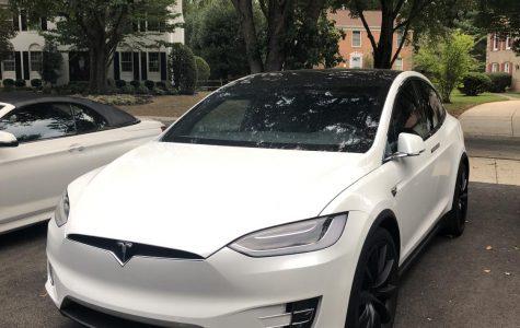 Tesla races toward electric domination