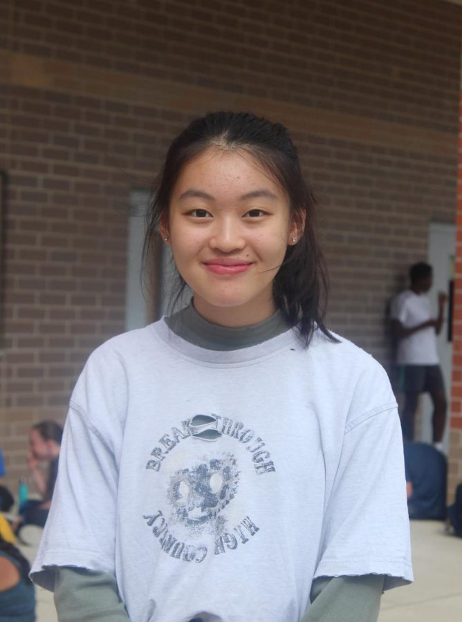 Junior Mary Ma reflects on doing what she enjoys during quarantine in place of academic stress.
