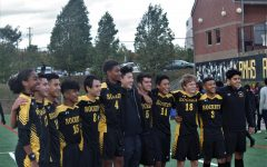 Boys soccer reflect on season, look towards playoffs