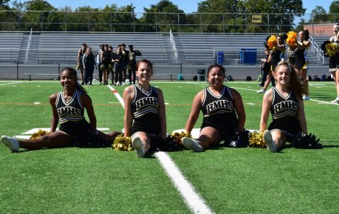 Poms captains lead on and off the field