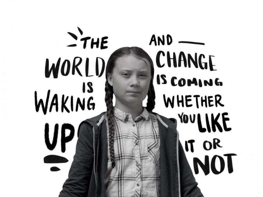 Swedish+teen+and+environmental+activist+Greta+Thunberg+has+captured+international+attention.++