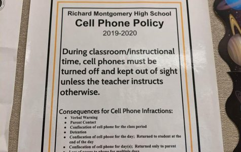 MCPS implements new county-wide cell phone policy