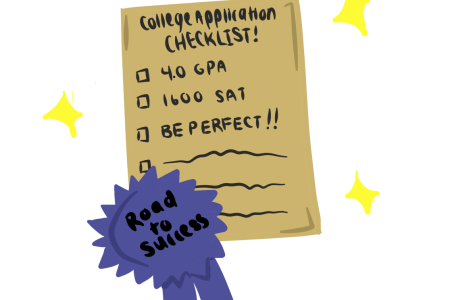 A college application consists of many components, including standardized test scores, financial aid, and the essays.