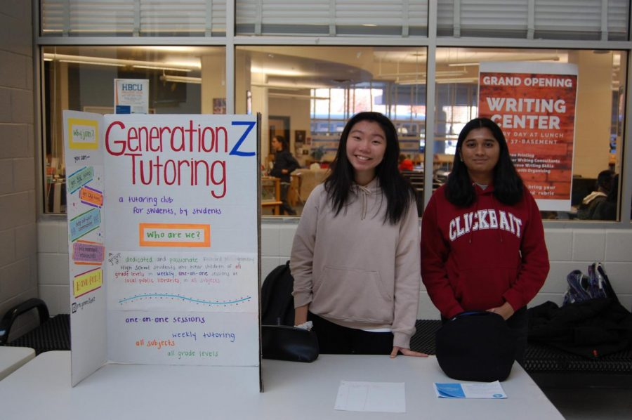 Photo of the Day: Gen Z Tutoring