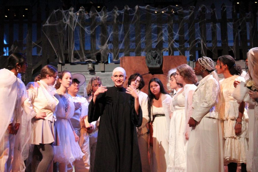 Photo of the Day: The Addams Family Opening Night