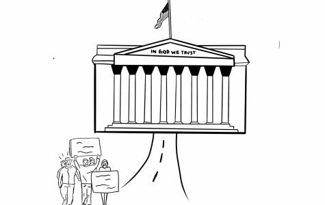 Protesta genera controversia