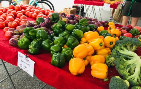 Saturdays bring freshness at the farmers market