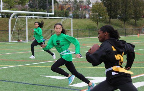 Photo Gallery: Powderpuff Sophomores vs. Seniors