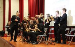 RM's Jazz Ensemble gets jazzy in Taiwan