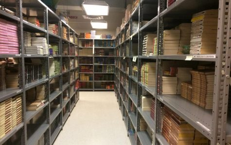 Making space for diversity in the book room
