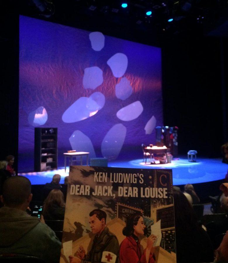 """Dear Jack, Dear Louise"": Two halves of a whole"