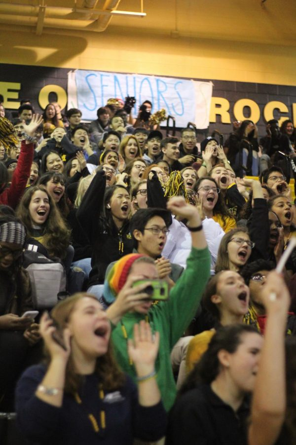 Photo of the Day: Winter Pep Rally
