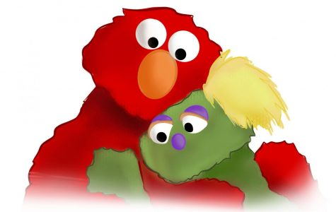 Elmo takes on issues of parental addiction