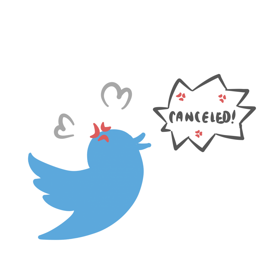 Major+figures+are+often+cancelled+on+Twitter%2C+a+popular+social+media+platform.