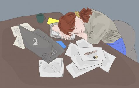 Sleep deprivation remains widespread among students