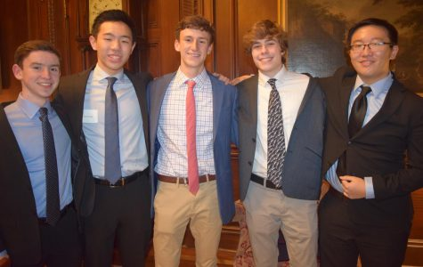 National History Day finalists honored at Maryland State House