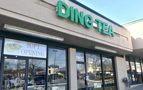 Ding Tea opened its doors on Feb. 7, which may pose competition to the long-standing Jumbo Jumbo.