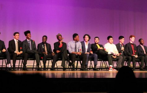 Mr. RM is an annual competition in RMHS that ultimately culminates in a series  of contests at the Mr. RM event.