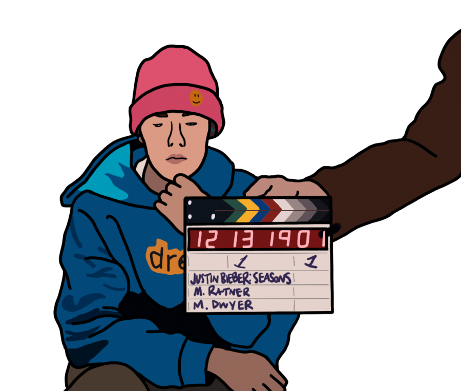 A week after announcing the release of his fifth album, Changes, Bieber also announced his documentary series Seasons that will supposedly shed light on how he created his music.