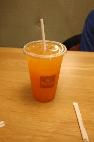 "Panera recently replaced their plastic straws with ""environmentally-friendly"" paper alternatives."