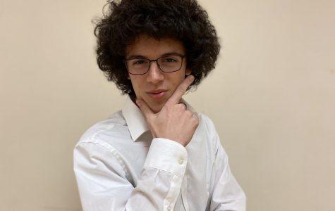 Matthew Giantelli- Mr. Italiano
