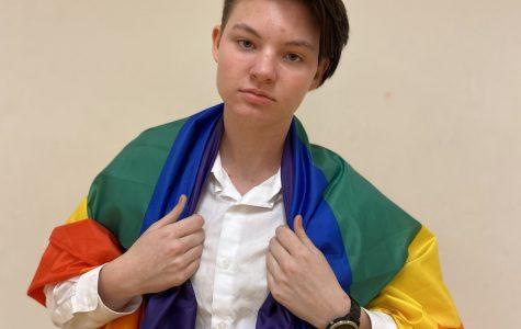 Logan Turner-Mannix- Mr. LGBT