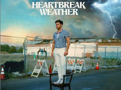 "Though ""Heartbreak Weather"" features a few good songs, the album overall feels lazy and repetitive."