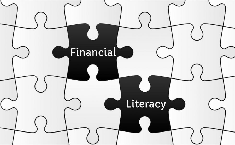 Many students feel like they do not have sufficient financial literacy skills for the real world.