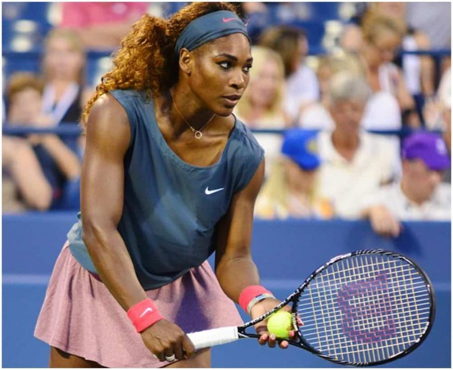 Serena Williams teaches viewers tennis through inspiring classes over Masterclass.