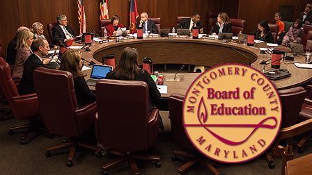 Montgomery County voters will elect three members to the Board of Education (BOE) next Tuesday, Nov. 3.